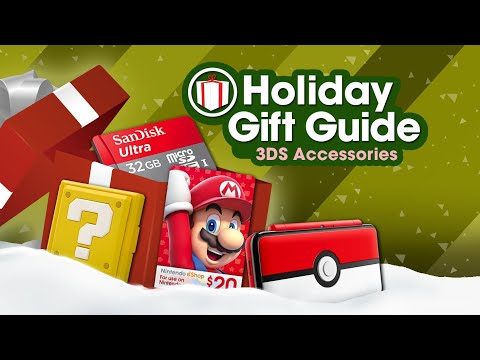Top Nintendo 3DS Accessories - GameSpot Holiday Gift Guide 2017