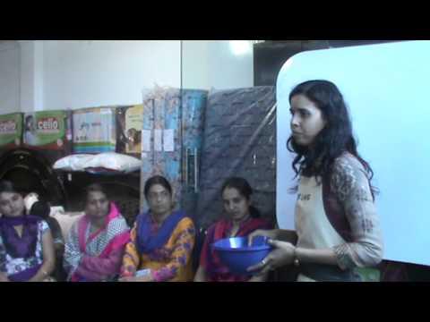 Sandeep Udaywal Sai Electronics Mall Microwave Cooking Classes