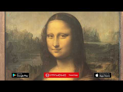 Louvre Museum – Mona Lisa Denon Wing Hall 6 – Paris – Audio Guide – MyWoWo  Travel App