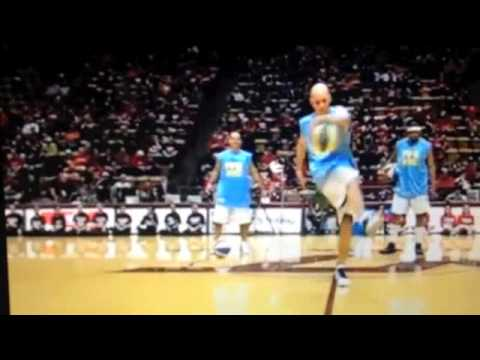 Attract Agency | Freestyle Basketball Entertainer