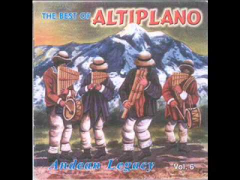 THE BEST OF ALTIPLANO - FULL ALBUM - LO MEJOR DE ALTIPLANO DE CHILE - DISCO COMPLETO