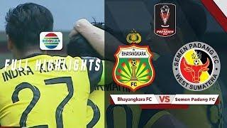 Download Video Bhayangkara FC (4) vs (2) Semen Padang FC - Full Highlights | Piala Presiden 2019 MP3 3GP MP4