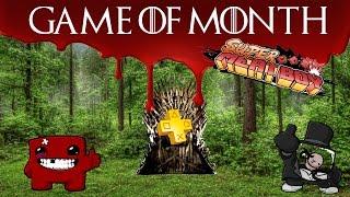 Game of Month super meat boy saignant ou à point ?