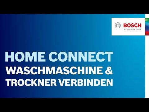 Wäschetrockner mit extra kurz programm von bosch youtube