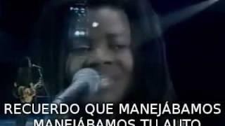 tracy chapman subtitulado al español  Fast Car