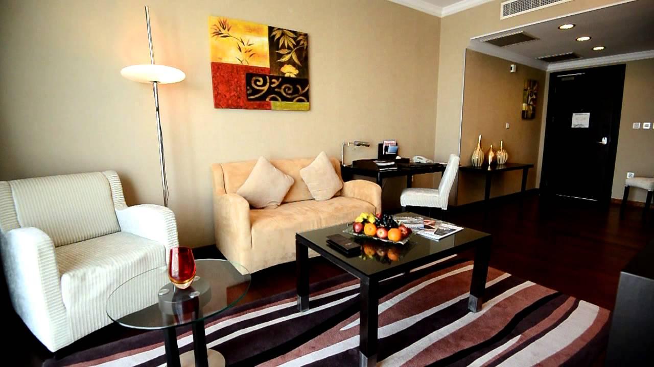 Holiday Villa Hotel Residence City Centre Doha Youtube
