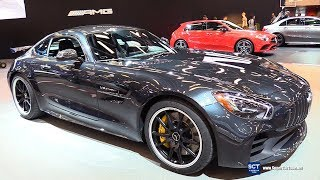 2019 Mercedes AMG GT R - Exterior and Interior Walkaround - 2019 Montreal Auto Show