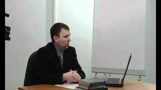 Филологический анализ текста (1 часть)