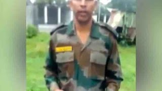 Now, army jawan complains about harassment by seniors