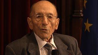 P. Halter - Président de la Fondation Auschwitz - 2012-10