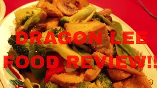Chinese Food Review of Dragon Lee in Fort Collins Colorado