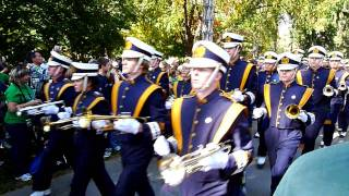 Notre Dame Band: ND vs Pitt 10-9-10