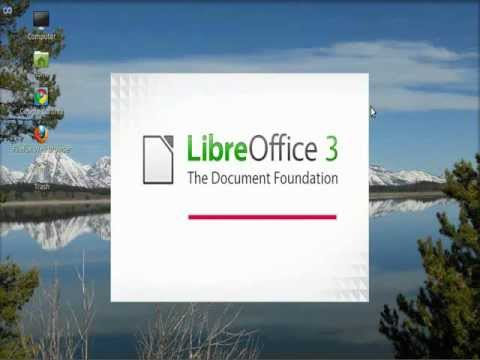 How to Make Your Own Libre Office Impress Template - YouTube