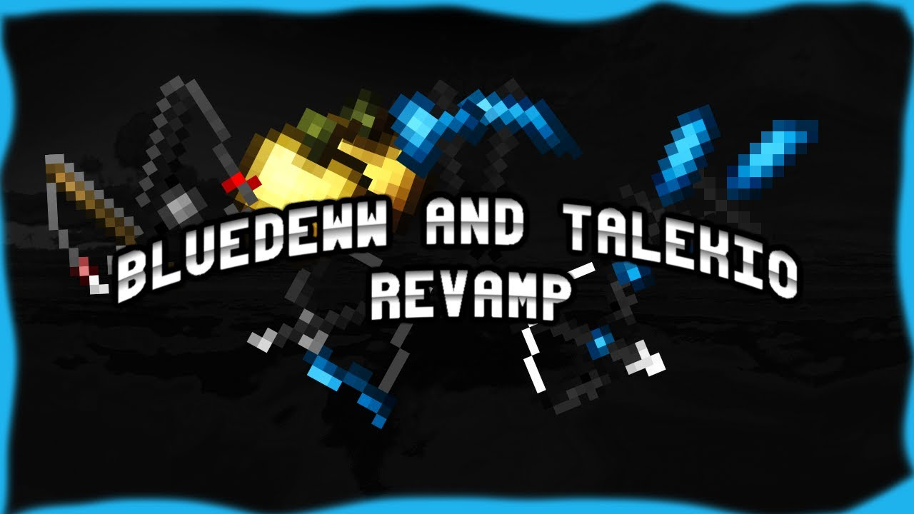 Bluedeww x Talekio REVAMP pack release