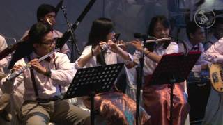 Shaggydog - Sayidan Kroncong Cover ( Jogja Student Orchestra Konser Pendidikan 2016 )
