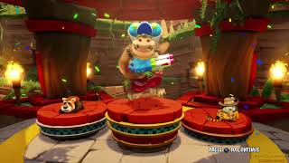 ProsafiaGaming Crash Team Racing Nitro Fueled   All Legendary Skins Victory Animations