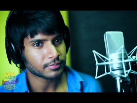sundeep kishan singing for idega aasapaddav movie the