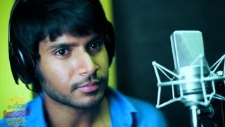 Sundeep Kishan singing for Idega Aasapaddav movie - The Prayer Song