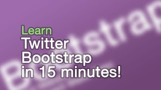 Gambar cover Bootstrap Tutorial For Beginners - Responsive Design with Bootstrap 3 - Responsive HTML, CSS