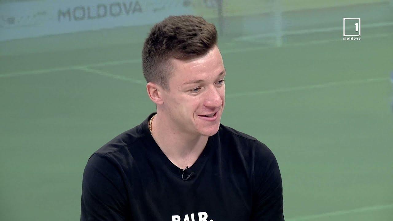 Vadim Rata la Saptamina Sportiva