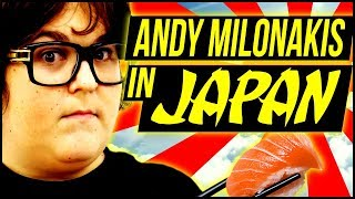 Andy in Japan Part 1