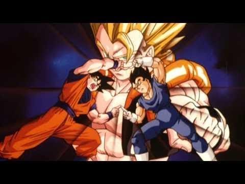 Dragon Ball Z ENDING Movie 12 SAIKYO NO FUSION GOGETA THEME COVER ESPAÑOL LATINO