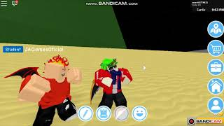 Roblox #1 Musical BLOOD of JESUS HAS POWER