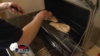 Grilled Walleye With Dakota Grills