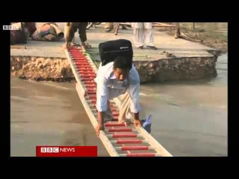 BBC News   Pakistan floods hit crops and cattle