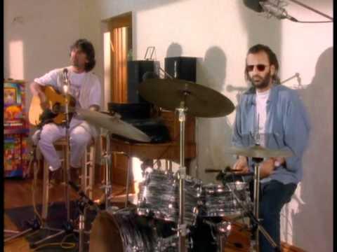 Paul McCartney George Harrison Ringo Starr