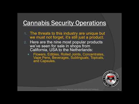 Cannabis Security Tips | Physical Facility Protection | Marijuana Industry