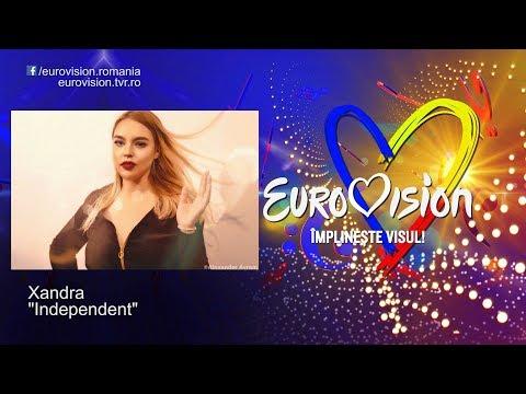 Xandra - Independent | Eurovision România 2019