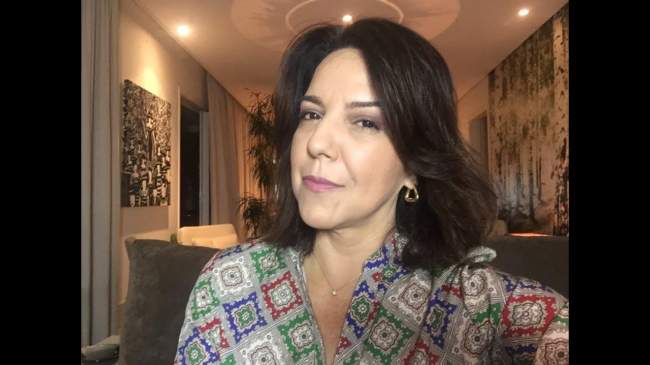 ???? A INDIGNADA! - AO VIVO   15/03 Luciana Liviero comenta as Notícias da Semana