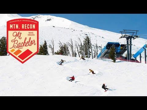 Mt Bachelor, Oregon : Mountain Recon Episode 4 | TransWorld SNOWboarding