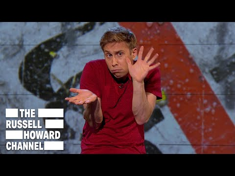 Download Weirdest Adverts | The Russell Howard Channel
