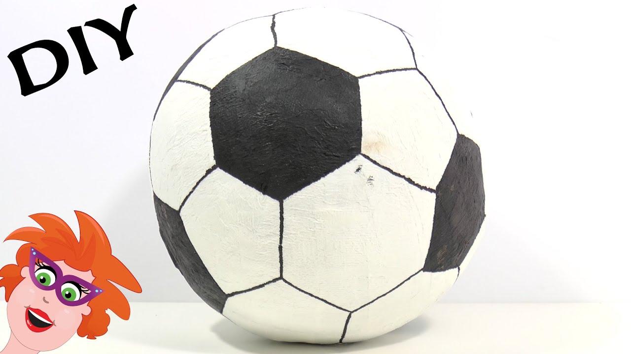 Voetbal Surprise Knutselen Voor Sinterklaas