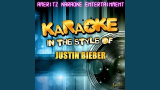 Favorite Girl (Karaoke Version)