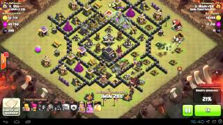 Gob-Trotteurs Goho 100 % HDV9 by Maiky Clash of Clans
