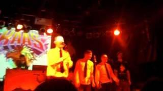 "11 Jahre Chimperator Tour Nürnberg - Kaas ""Sam Cooke und so"""