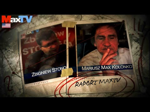 1x1 Max Kolonko - Z. Stonoga w MaxTV - trailer z MaxTVGO.com