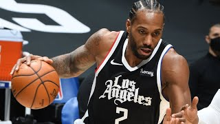 Kawhi, PG13 Return Snap Jazz 9 Game Win Streak! 2020-21 NBA Season