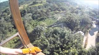 Dominican Republic Zip-lining 2013