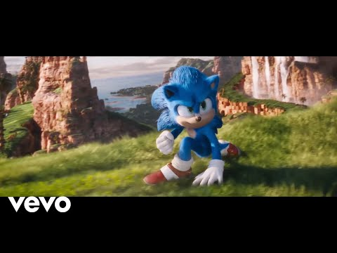 Sonic THE HEDGEHOG 2020 / Vicetone - Nevada