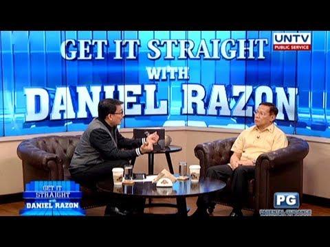 DOH Secretary Francisco Duque III talks about Dengvaxia controversy