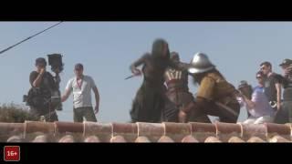 Как снимали фильм Assassin s Creed