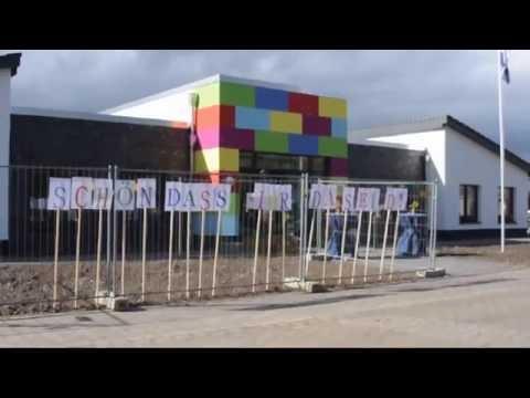 Eröffnung Kinderhospiz in Cuxhaven (Cuxhavener Nachrichten/Niederelbe-Zeitung)