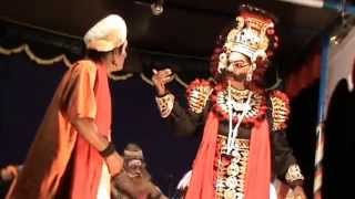 Yakshagana -- Bantwala & Prajwal - Hasya