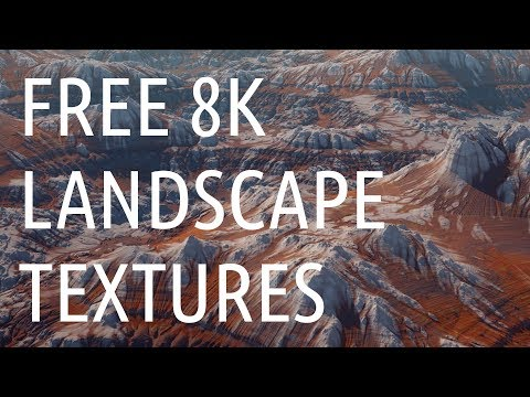 Landscape Pack (CC0) now available for download!