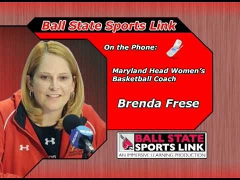 Brenda Frese Phone Interview