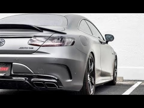Top 5 FASTEST Mercedes-AMG Sedan of ALL TIME New Car 2018